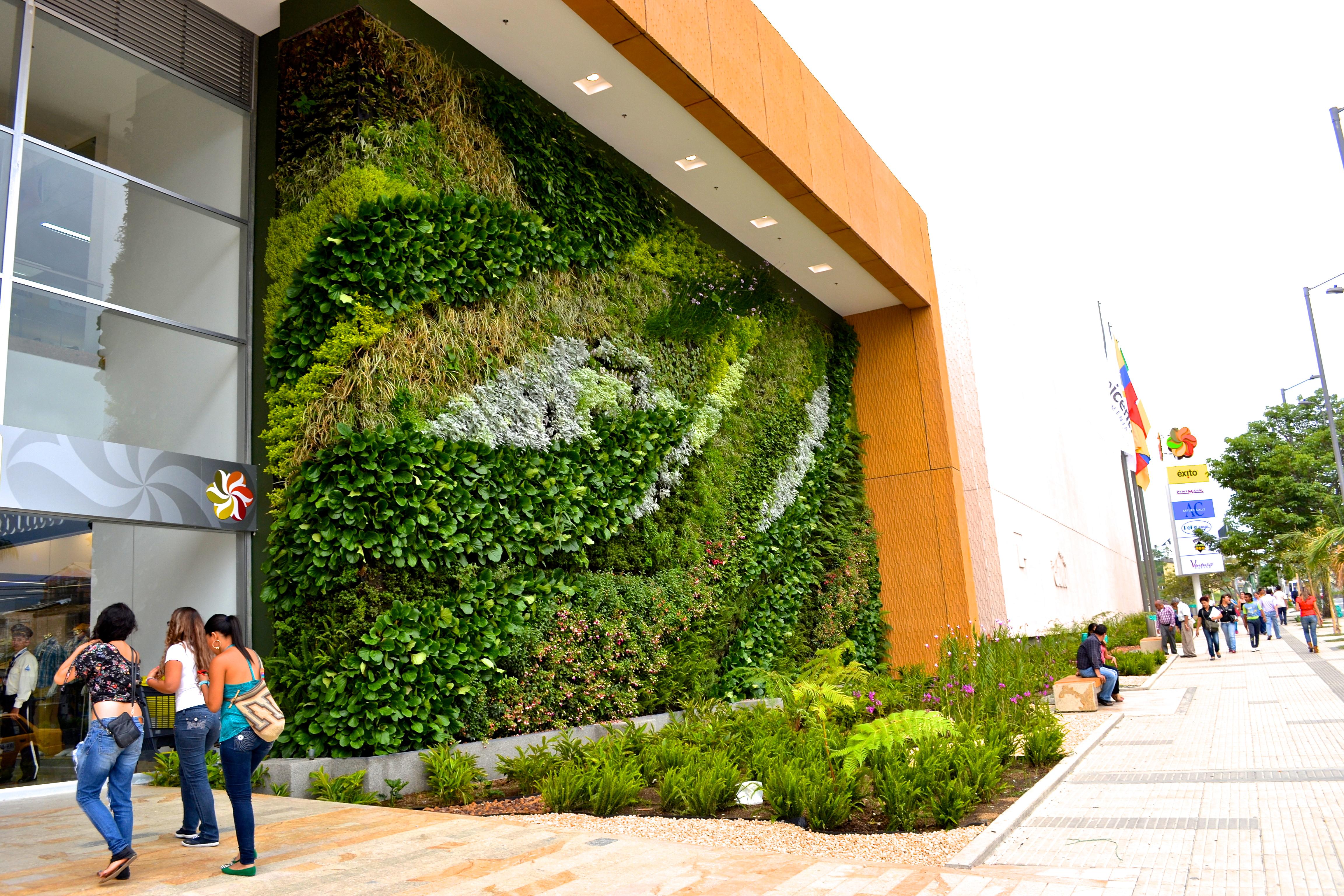 Jardines Verticales Interior Decoracion Del Hogar Evenaia Com