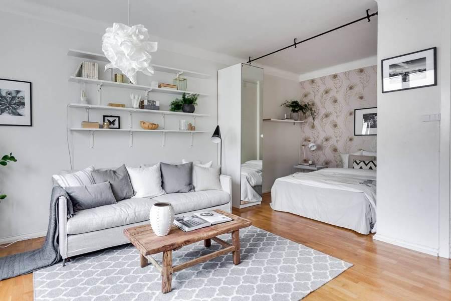Descubre las 5 mejores ideas para reformar con xito un for Apartamentos pequenos bien decorados